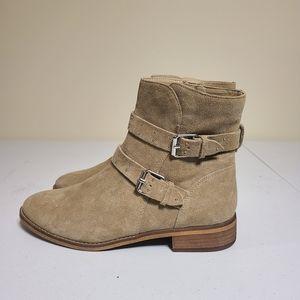 BP cream ankle boots sz 8.5 [N1L]